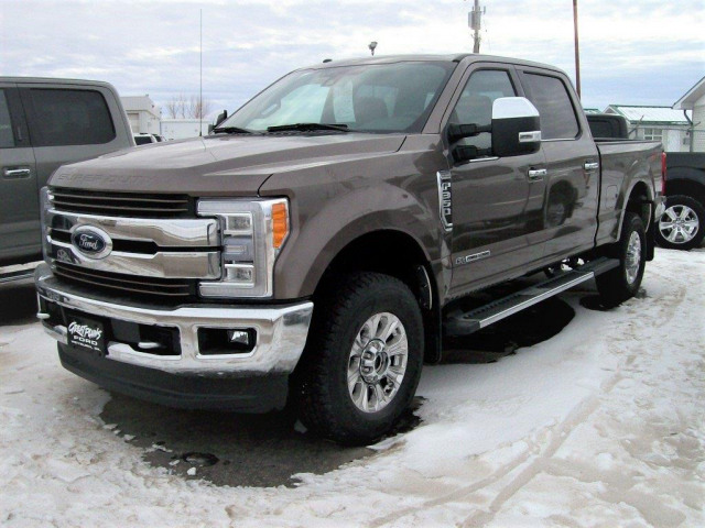 2018 Ford SuperDuty F-350 King Ranch®