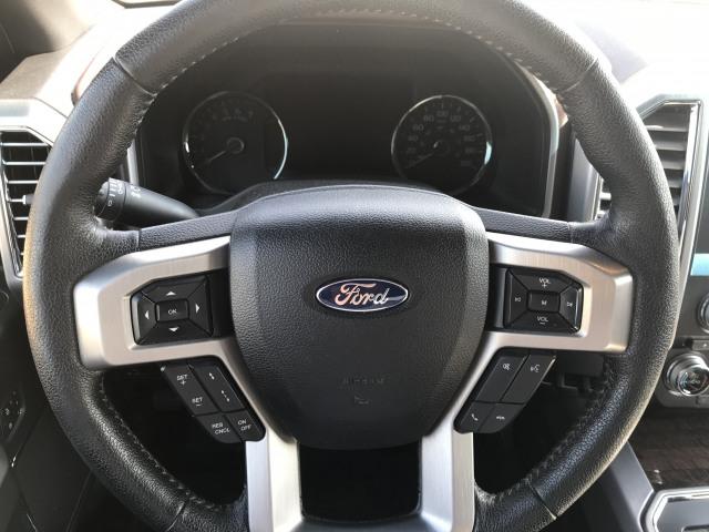 2015 Ford F-150 Platinum