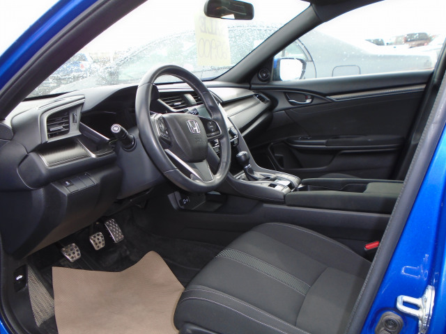 2017 Honda Civic Sport