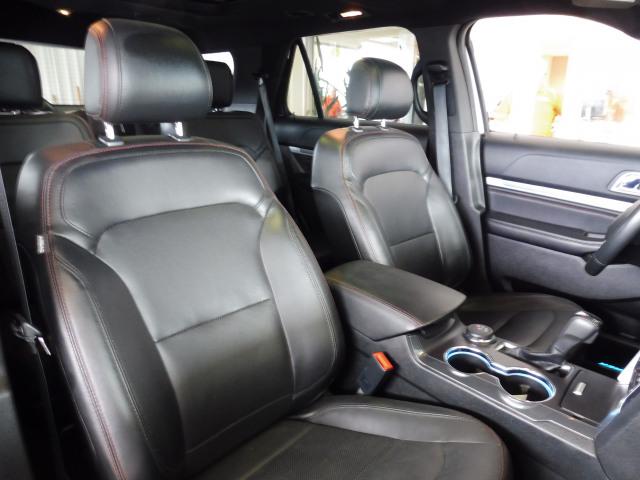 2016 Ford Explorer Sport V6 Awd Roof Nav Leather