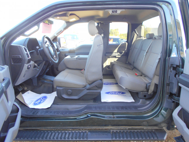 2016 Ford F-150 4WD SuperCab Styleside 6-1/2 Ft Box XLT