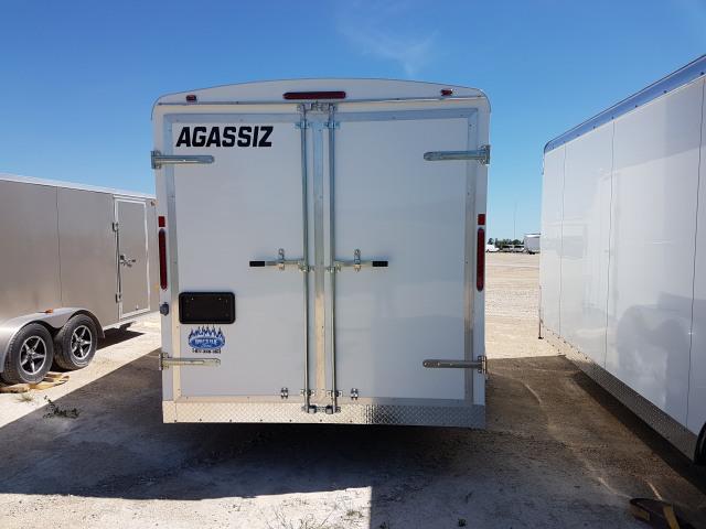 2018 Agassiz CARGO BARN GVWR # 9900