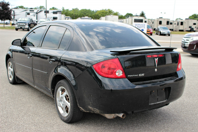 2008 Pontiac G5 Base - AS IS