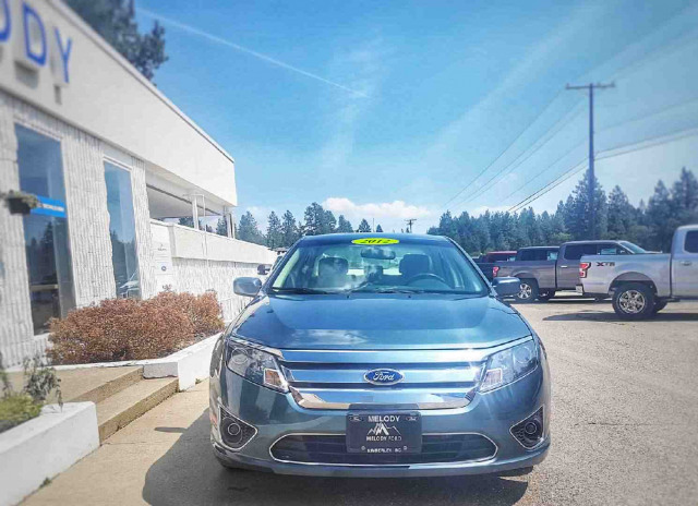 2012 Ford Fusion FUSION SEL AWD  Heated Seats