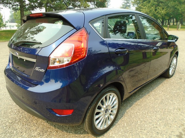2016 Ford Fiesta TITANIUM LOADED $74.00 WEEKLY ZERO DOWN