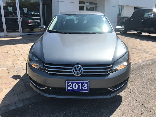 2013 Volkswagen Passat 2.5 Trendline
