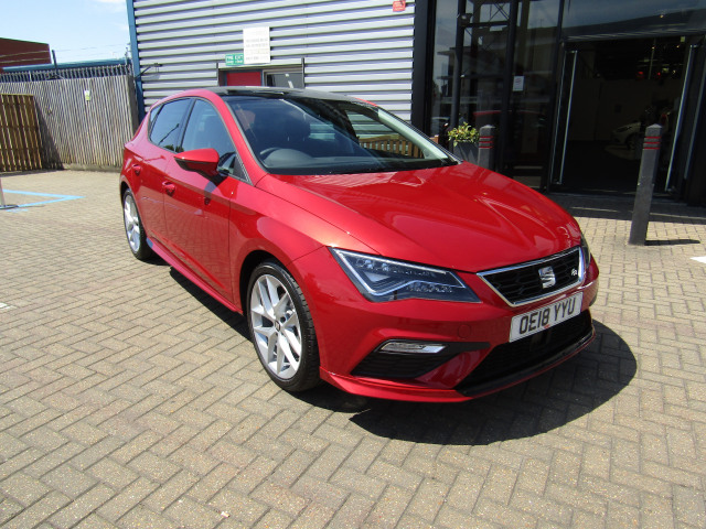 used seat leon 1 4 tsi 125 fr technology 5dr in aylesbury perrys aylesbury seat. Black Bedroom Furniture Sets. Home Design Ideas