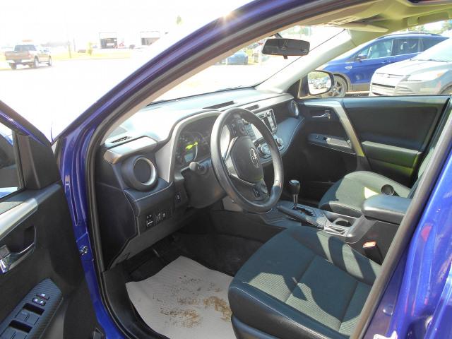 2015 Toyota RAV4 AWD XLE