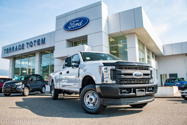 2018 Ford SuperDuty F-250 XL