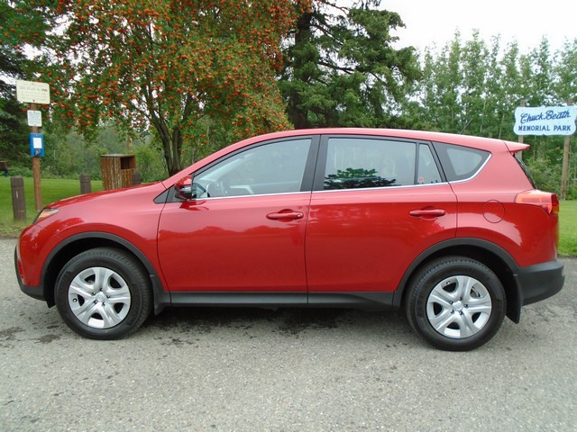 2015 Toyota RAV4 LE ALL WHEEL DRIVE $229 B/W ZERO DOWN
