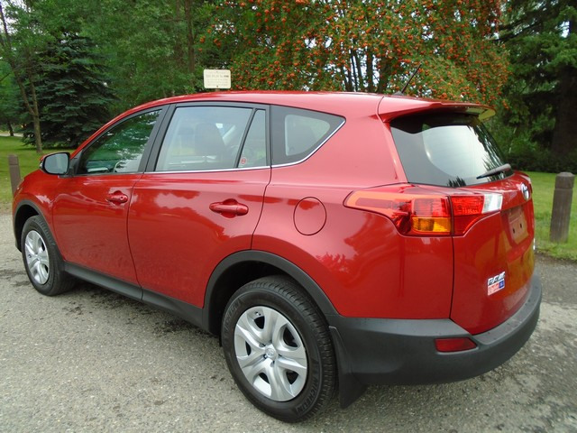 2015 Toyota RAV4 LE ALL WHEEL DRIVE $99.00 WEEKLY ZERO DOWN