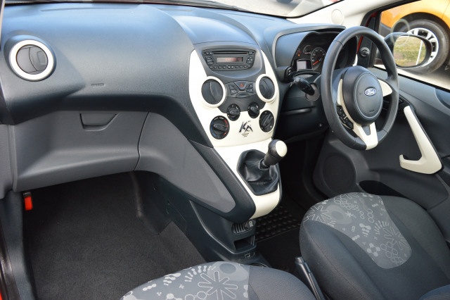 Used Ford Ka   Studio Connect Dr Start Stop In Mansfield Perrys Mansfield Ford