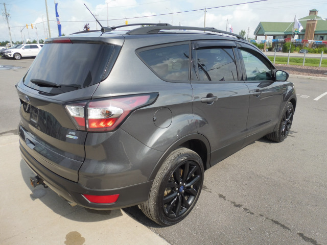 2017 Ford Escape SE-Awd 2.0L Eco  Sport Pkg