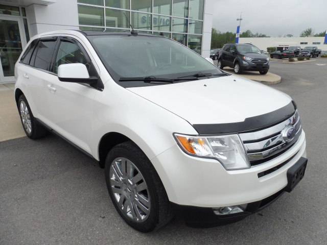 2010 Ford Edge Limited-Awd-Vista Roof-Leather