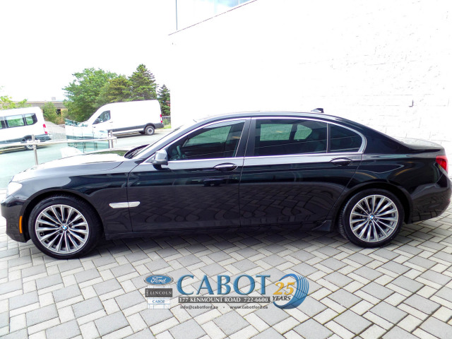 2013 BMW 7 Series 750Li xDrive