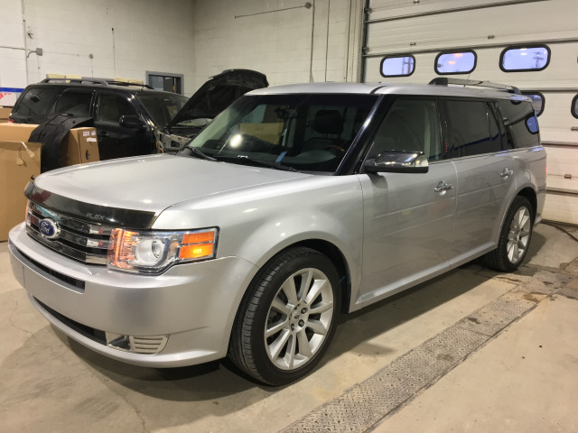 2012 Ford Flex Limited