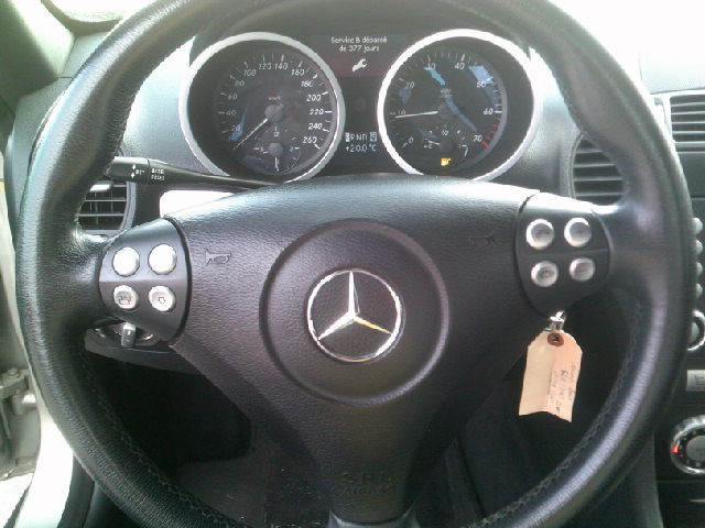 2007 Mercedes-Benz Classe SLK SLK350