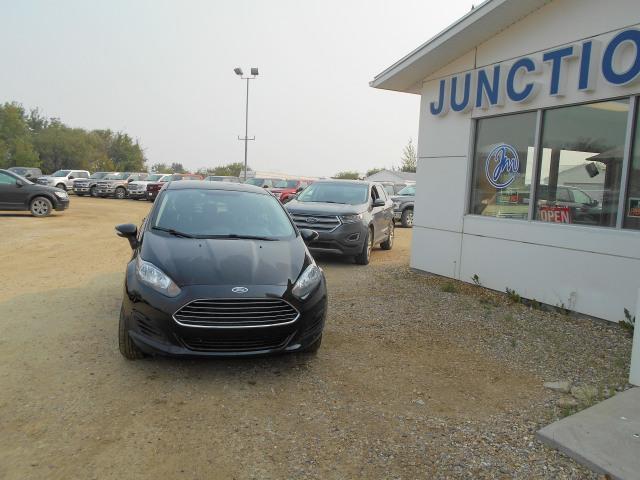 2016 Ford Fiesta Hatchback SE