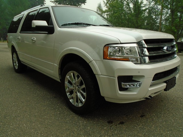 2017 Ford Expedition MAX LIMITED AWD ECOBOOST