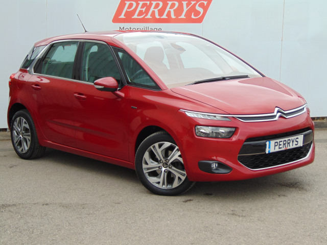 Used Citroen C4 Picasso 16 E Hdi 115 Exclusive 5dr In Barnsley