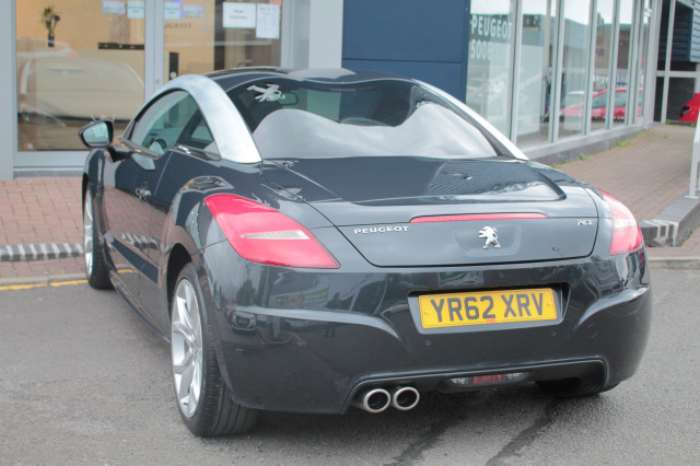 used peugeot rcz 2 0 hdi gt 2dr in bolton perrys bolton peugeot rh perrys co uk service manual ziss420driss service manual rca console 4vf-348