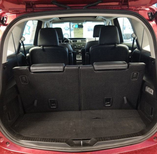 2017 Mazda Mazda5 Wagon Automatic GT