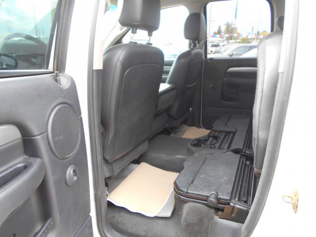 2004 Dodge Ram 3500 4WD Quad Cab 8 Ft Box DRW SLT