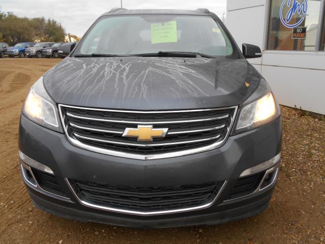 2013 Chevrolet Traverse AWD 2LT