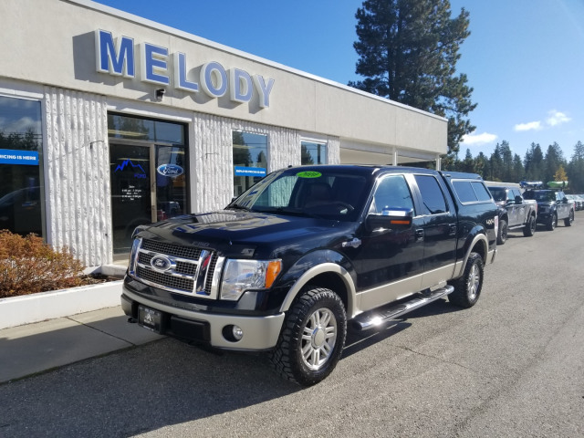 2010 Ford F-150 KING RANCH  - Leather Seats -  Bluetooth