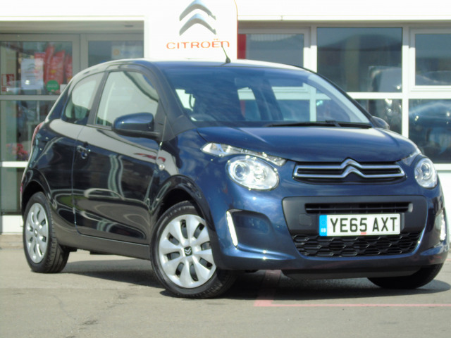 Used Citroen C1 12 Puretech Flair 5dr In Nelson Perrys Nelson