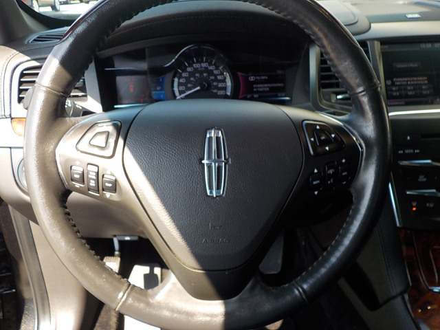 2013 Lincoln MKS EcoBoost