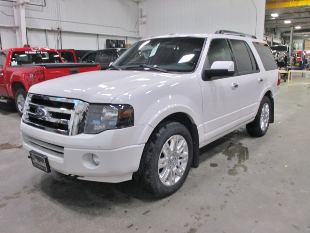 2013 ford expedition warning lights